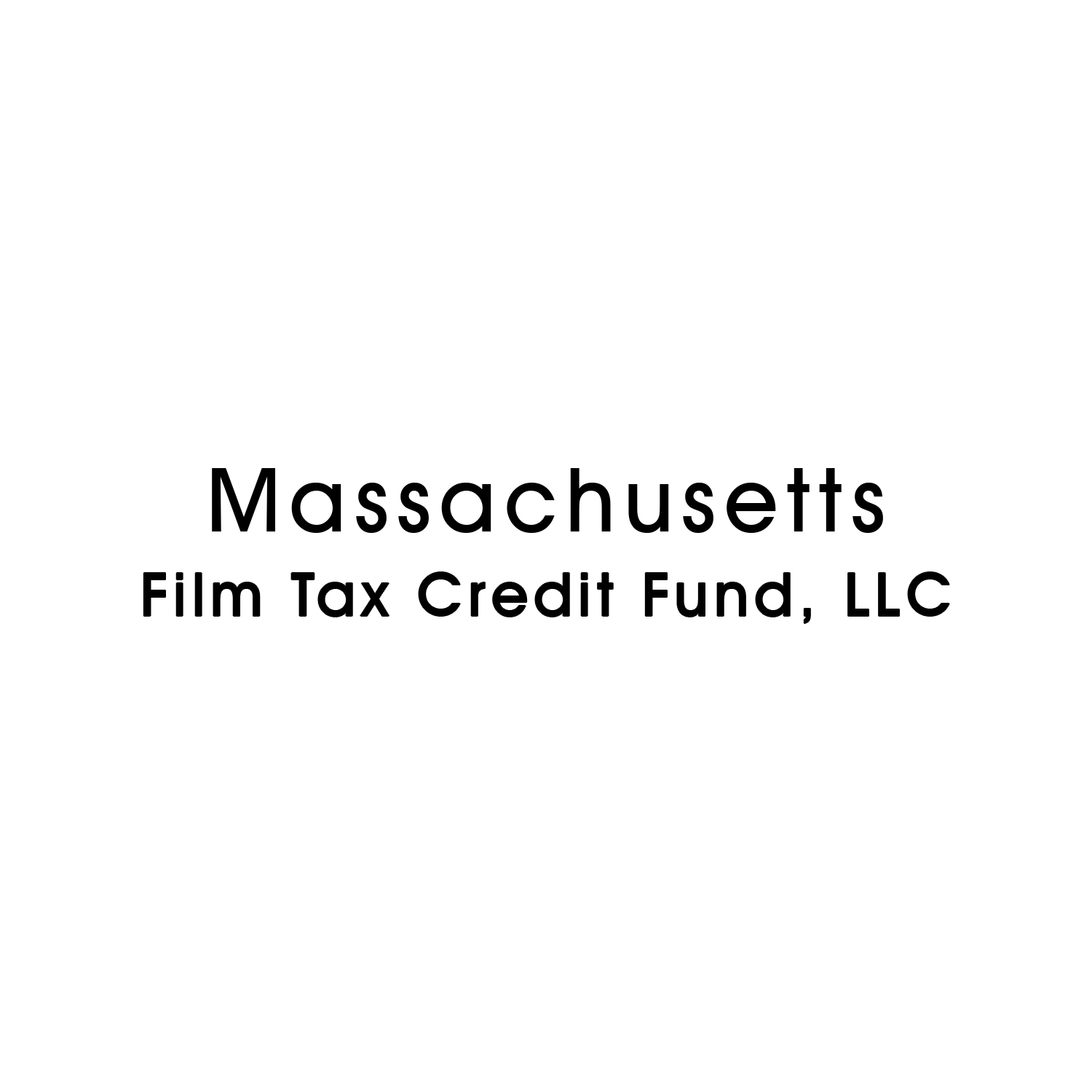 MA Film Tax Credit Fund